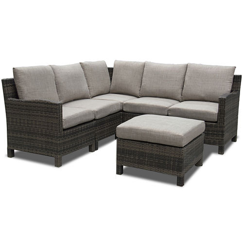 Sectional Sofas At Jcpenney: Outdoor Oasis™ Gabriel 6-pc. Sectional On Sale At JCPenney