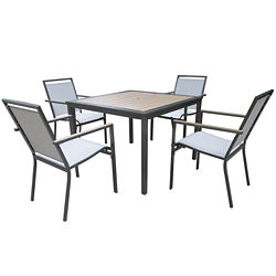 Oasis Hardwick 5-Piece Outdoor Dining Set