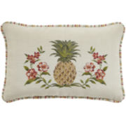 Croscill Classics® Bay Breeze Oblong Decorative Pillow