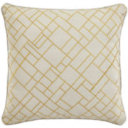 "Croscill Classics® Bay Breeze 16"" Square Decorative Pillow"