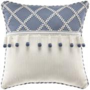 "Croscill Classics® Diana 16"" Square Decorative Pillow"