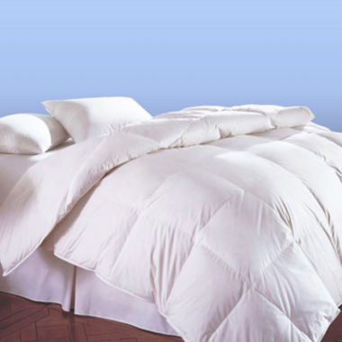 jcpenney.com | Creative Living Solutions White Goose Feather and Down Comforter