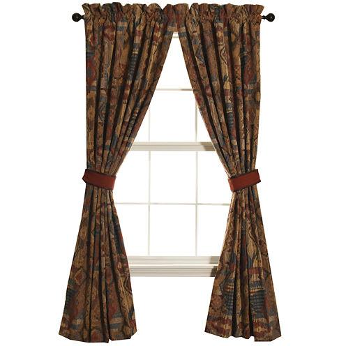 HiEnd Accents Ruidoso Curtain Panel