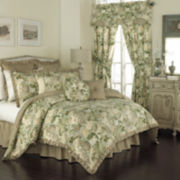 Waverly® Garden Glory 4-pc. Reversible Comforter Set & Accessories