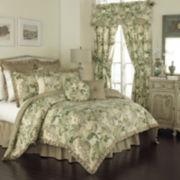 Waverly® Garden Glory 4-pc. Reversible Comforter Set & Accessories