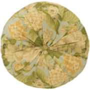 Waverly® Garden Glory Round Decorative Pillow