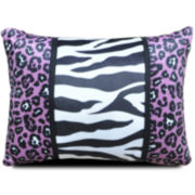 Seventeen® Natalie Animal Print Decorative Pillow