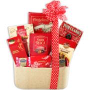 Alder Creek Elegant Love Gift Basket
