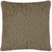 Vue™ Charlotte Faux-Fur Square Decorative Pillow