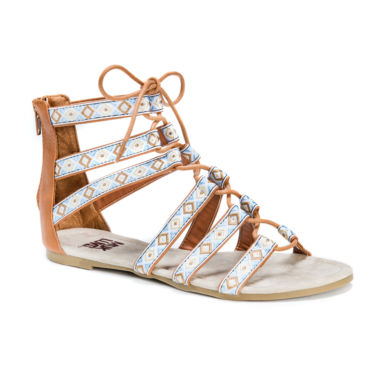 jcpenney.com | Muk Luks Jessica Womens Gladiator Sandals