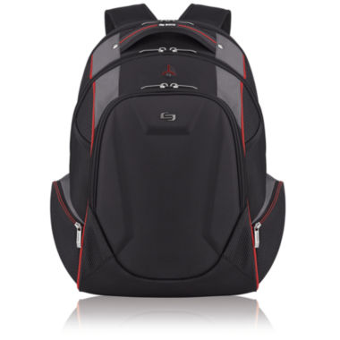 "jcpenney.com | Solo Active 17.3"" Hybrid Briefcase Backpack"