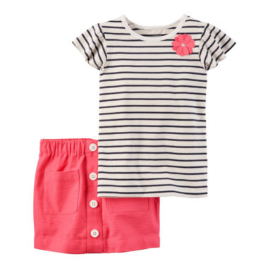 jcpenney.com | Carter's Girl Skirt Sets