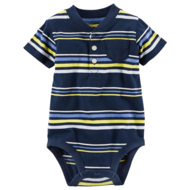 jcpenney.com | Carter's Short Sleeve Bodysuit - Baby