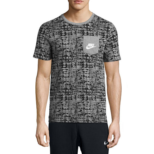 Nike Spike Pocket Short Sleeve T-Shirt