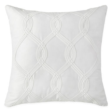 Liz Claiborne Raleigh Square Throw Pillow - JCPenney