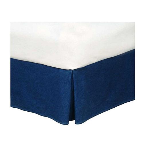 "Karin Maki American Denim 15"" Bed Skirt"