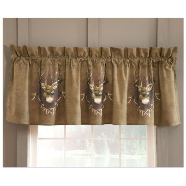 jcpenney.com | Blue Ridge Trading Whitetail Ridge Valance Valance