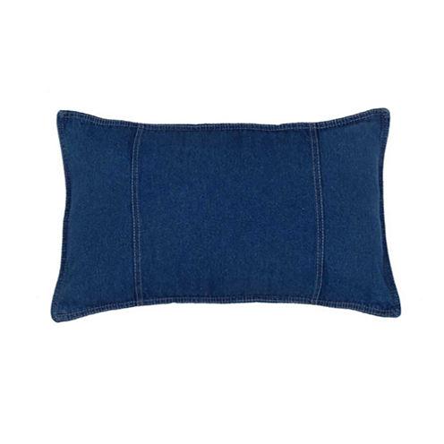 Karin Maki American Denim Lumbar Pillow