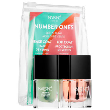 jcpenney.com | NAILS INC. Number 1S Base And Top Coat Duo