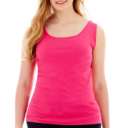 Stylus™ Ribbed Tank Top - Plus