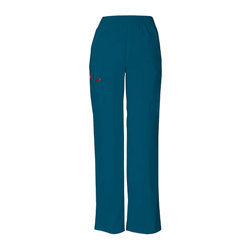 Dickies® Womens Pull-On Scrub Pants–Tall