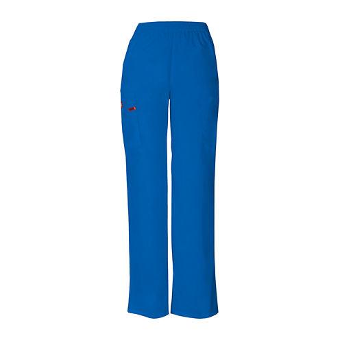 Dickies® Womens Pull-On Scrub Pants–Petite
