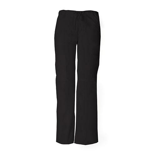Dickies® Womens Low-Rise Cargo Scrub Pants–Petite