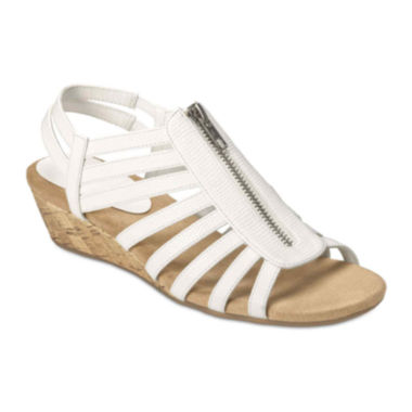 jcpenney.com | A2 by Aerosoles® Yetaway Wedge Sandals