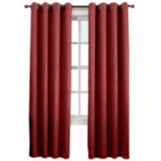 Sun Zero™ Asher Grommet-Top Room-Darkening Curtain Panel