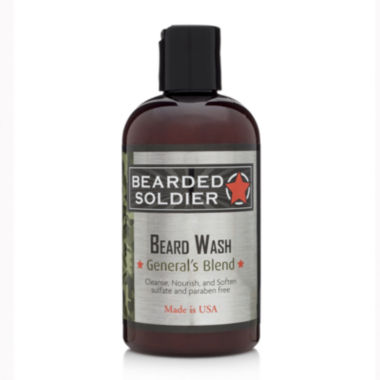 jcpenney.com | Bearded Soldier General's Blend Beard Wash - 4 oz.