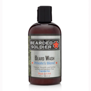 jcpenney.com | Bearded Soldier Private's Blend Beard Wash - 8 oz.