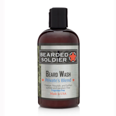 jcpenney.com | Bearded Soldier Private's Blend Beard Wash - 4 oz.
