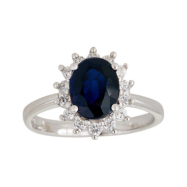 jcpenney.com | LIMITED QUANTITIES  Genuine Kyanite Sterling Silver Ring