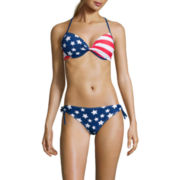 Arizona Push-Up Halter Swim Top or Hipster Swim Bottoms - Juniors