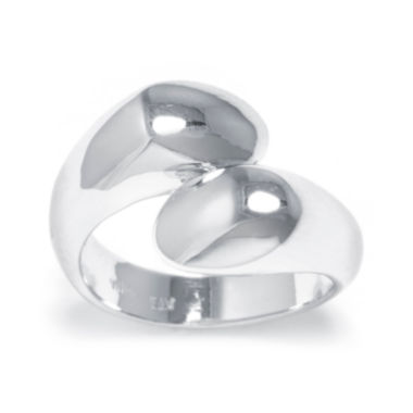 jcpenney.com | Sterling Silver Crossover Ring