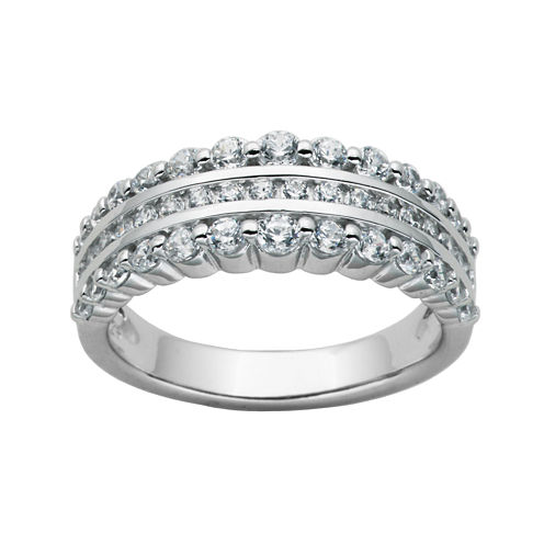 DiamonArt® Cubic Zirconia Ring