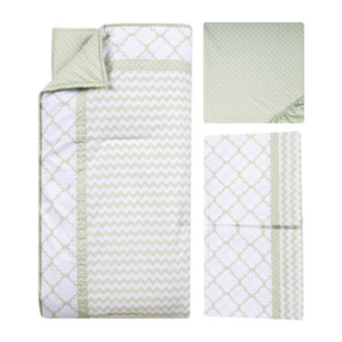 jcpenney.com | Trend Lab® Sea Foam 3-pc. Crib Bedding Set