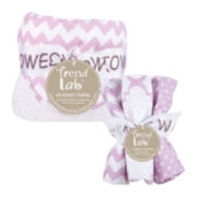 Trend Lab® Orchid Bloom 6-pc. Bath Gift Set