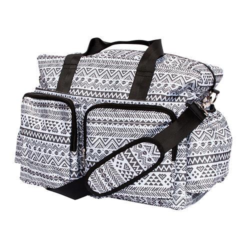 Trend Lab® Aztec Deluxe Duffel Diaper Bag