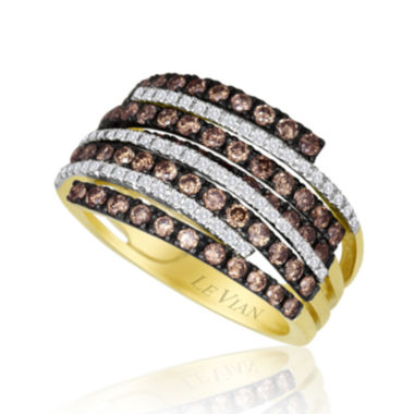 jcpenney.com | LIMITED QUANTITIES Le Vian Grand Sample Sale 1¼ CT. T.W. White and Chocolate Diamond® Ring
