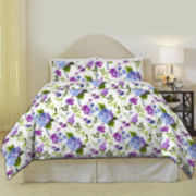 Pointehaven Primavera 200tc Duvet Cover Set