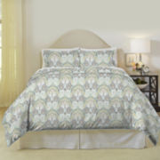 Pointehaven Cypress 200tc Duvet Cover Set