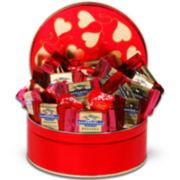 Alder Creek Ghirardelli Valentine's Day Tin