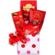 Alder Creek Chocolate Lovers Gift Basket