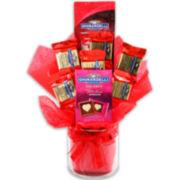 Alder Creek Ghirardelli Valentine's Day Bouquet