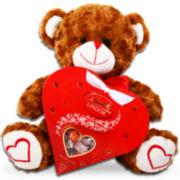 Alder Creek Valentine's Day Bear & Chocolate Heart