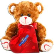 Alder Creek Valentine's Day Bear & Chocolates