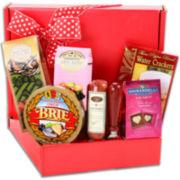 Alder Creek Valentine's Gourmet Meat & Cheese Box