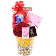 Alder Creek Valentine Movie Sweets Gift Basket