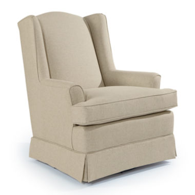 jcpenney.com | Best Chairs, Inc.® High-Back Wing Swivel Glider